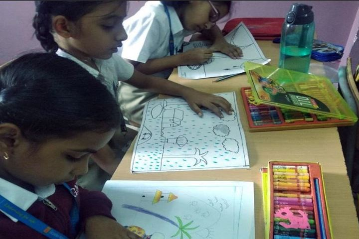 Gopalan National School-Drawing Competition