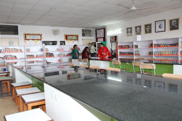 Gopalan National School-Library