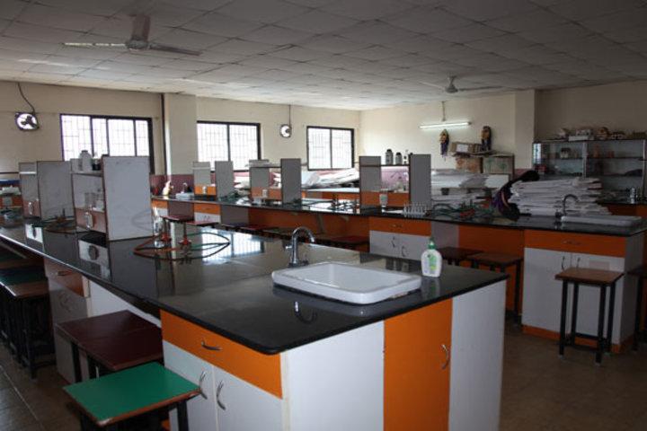 Gopalan National School-Science Lab