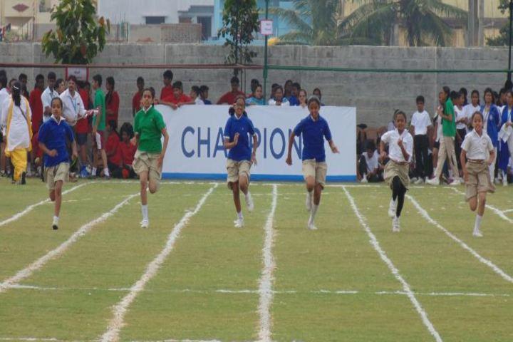 Gopalan National School-Sports