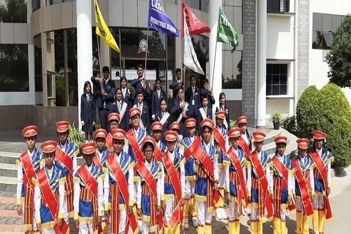 Christ International School-School Band And Cabinate Members