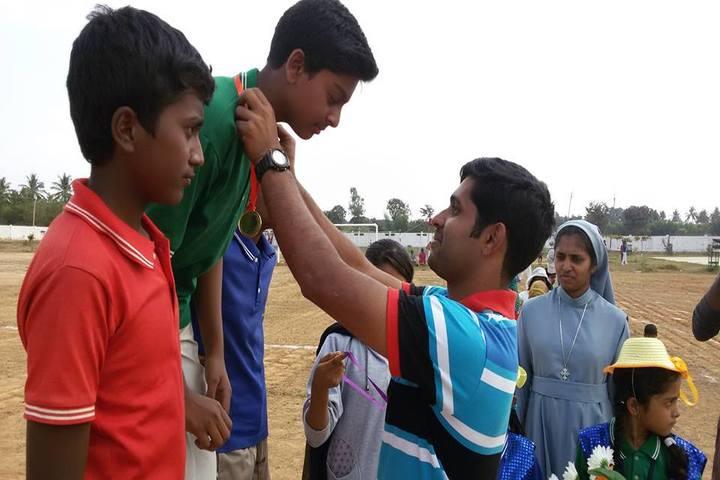 Christ International School-Sports Day