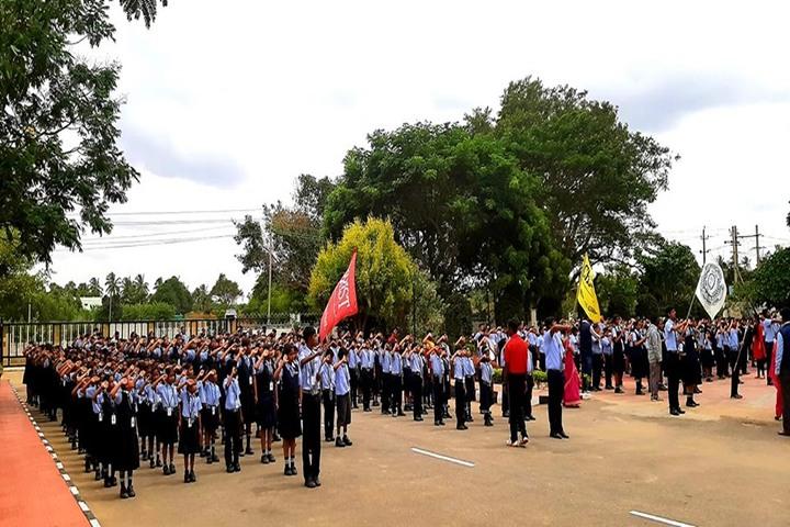 Christ International School-Students