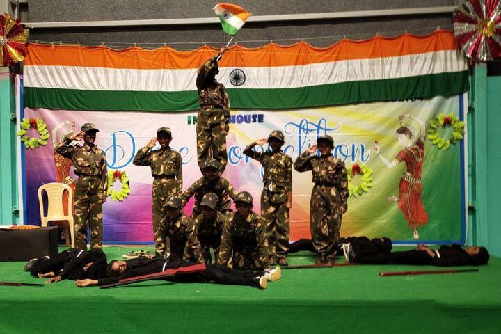 Anantha Vidyaniketana-Dance Competition
