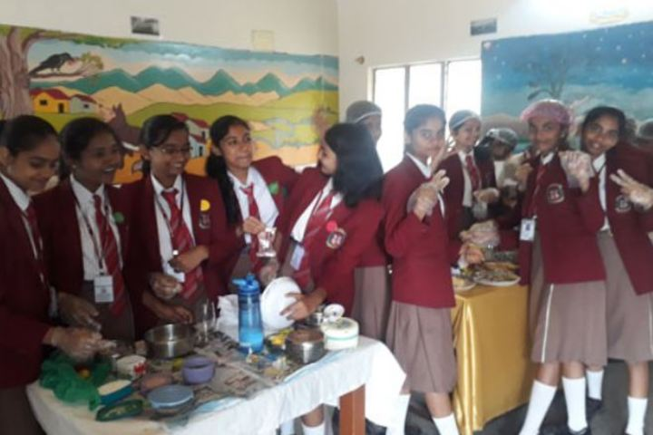 St Johns School-Cooking Competition