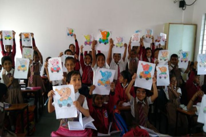 St Johns School-Drawing Competition