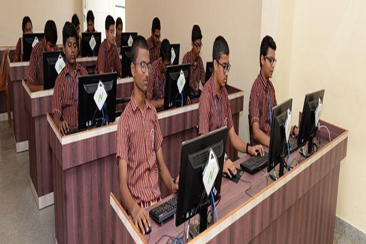 Trinity Central School-Computer Lab