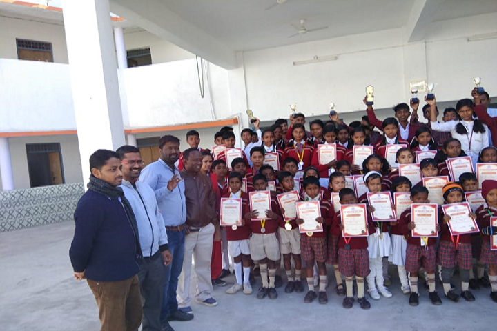 DAV Mukhyamantri Public School-Other prizes