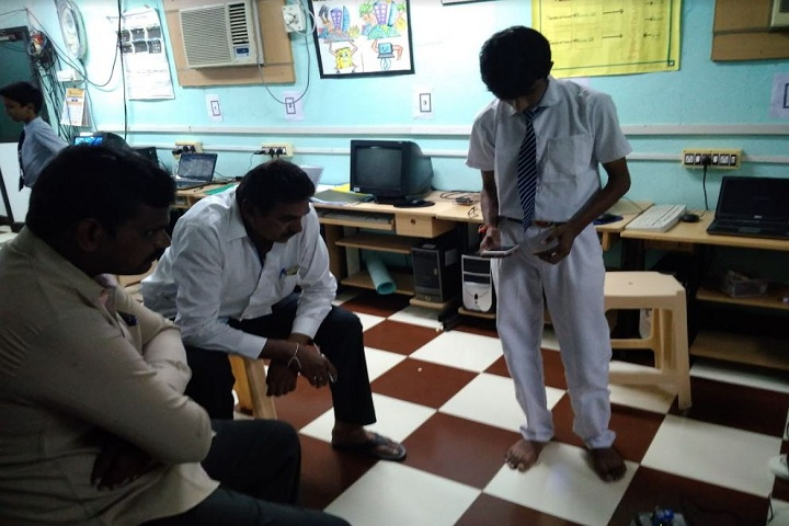 Jawahar Navodaya Vidyalaya - Computer Lab