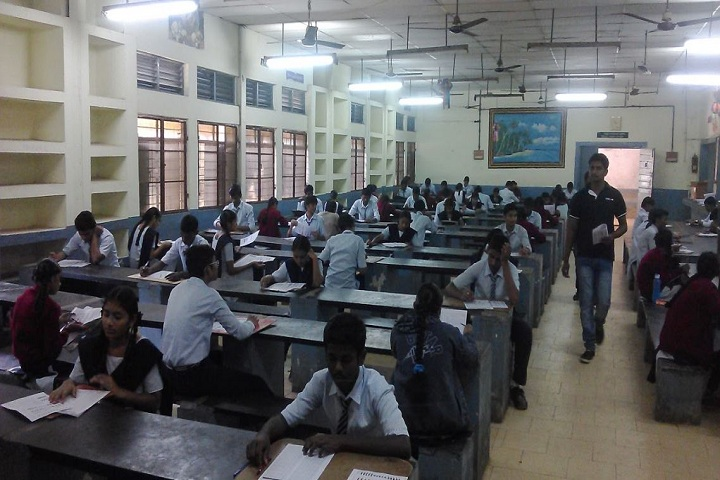 Jawahar Navodaya Vidyalaya - Examination Hall