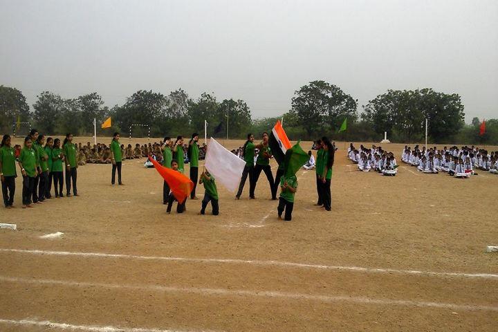 Jawahar Navodaya Vidyalaya - Independence day