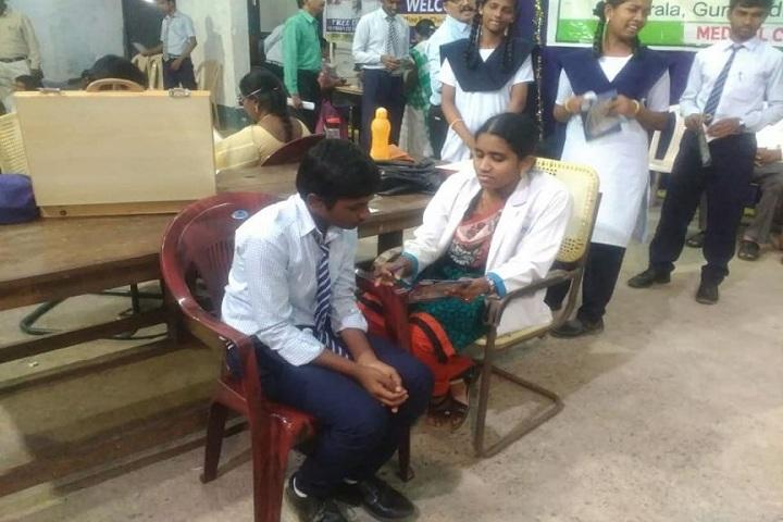 Jawahar Navodaya Vidyalaya - Medical Checkup