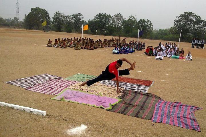 Jawahar Navodaya Vidyalaya - PlayGround