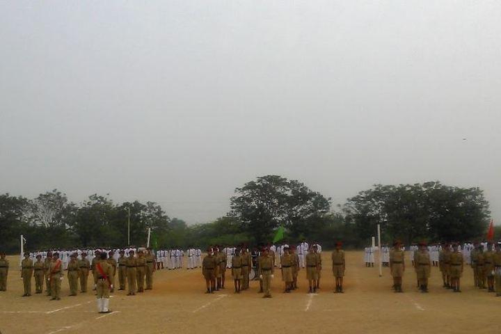Jawahar Navodaya Vidyalaya - Scouts And Guides