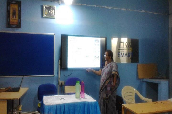 Jawahar Navodaya Vidyalaya - Smart Classrooms