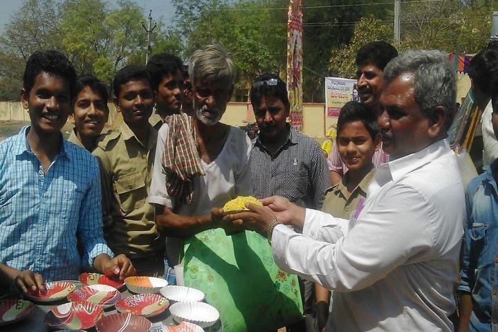 Jawahar Navodaya Vidyalaya - Social Activities
