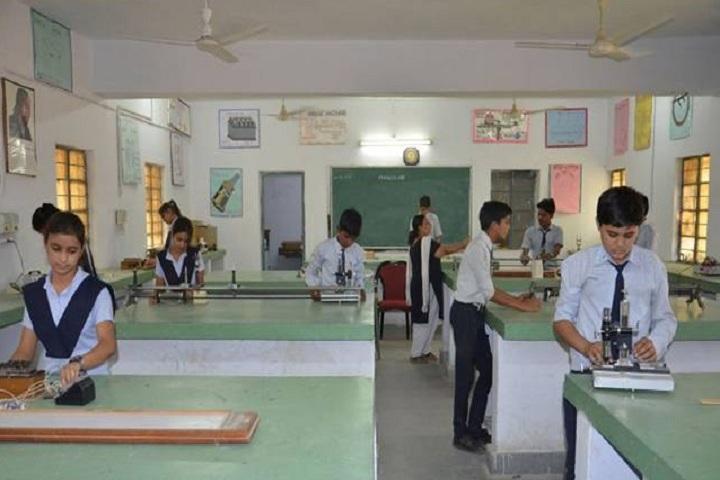 Jawahar Navodaya Vidyalaya-Laboratory physics