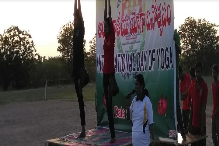 Jawahar Navodaya Vidyalaya-Others yoga