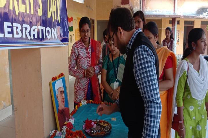 """DAV Mukhyamantri Public School-Childrens Day"""