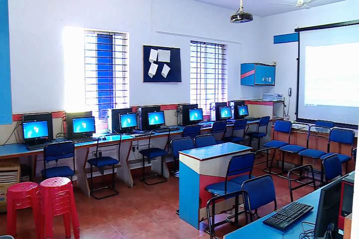 Aryan Presidency School-Computer Lab