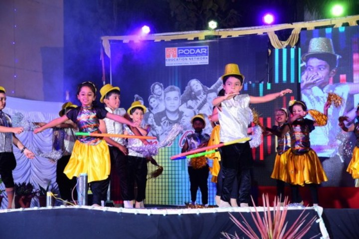 Podar International School-Annual Sports Day Celebration