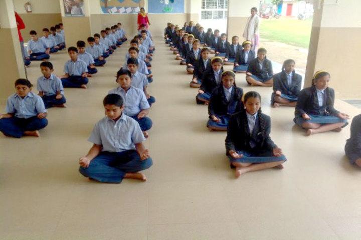 Podar International School-Meditation