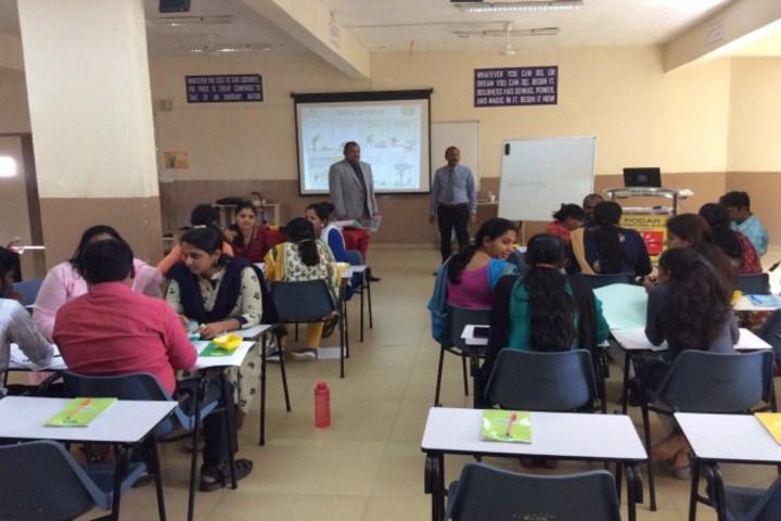 Podar International School-Workshop For Teachers