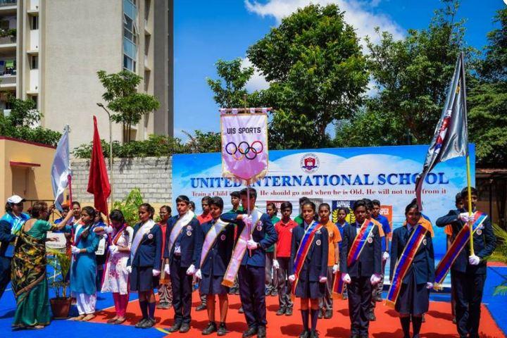 United International School-Investiture Ceremony