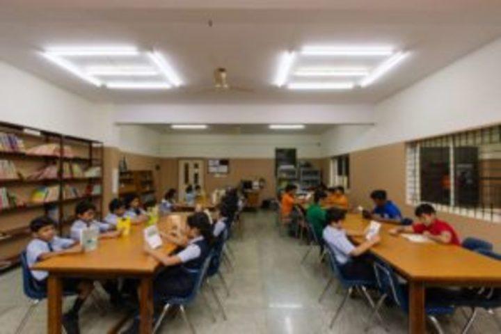 United International School-Library