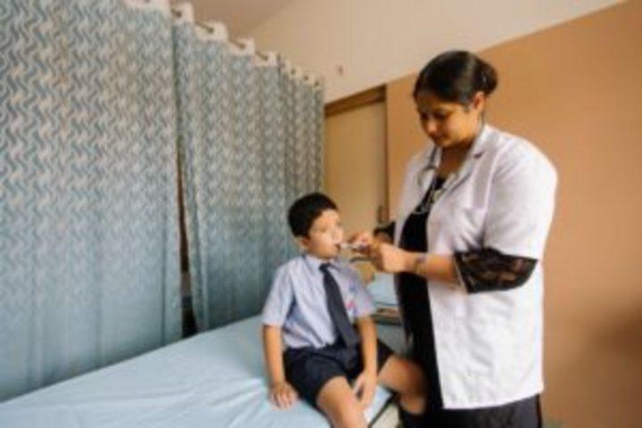 United International School-Medical Facility