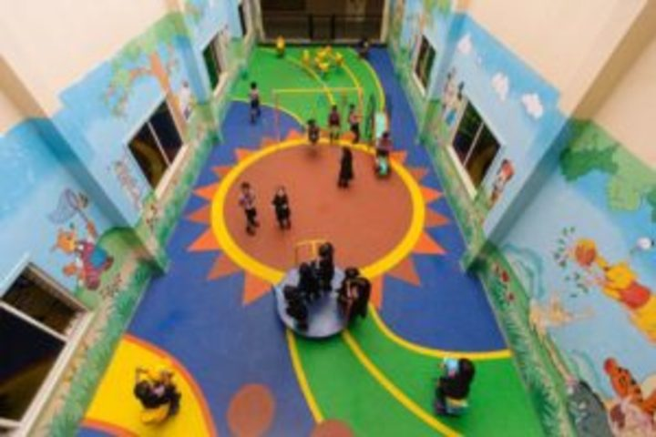 United International School-Play Area