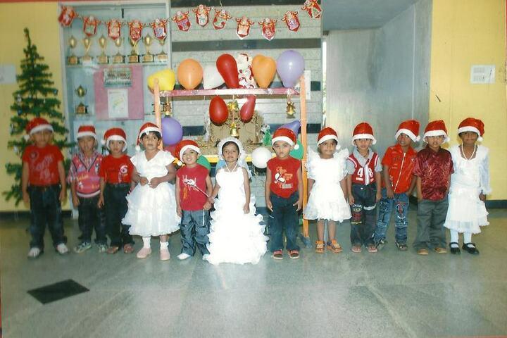 Bhoomi Public School-Christmas Celebration