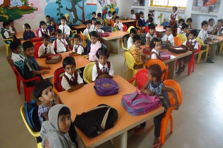 Bhoomi Public School-Class Room