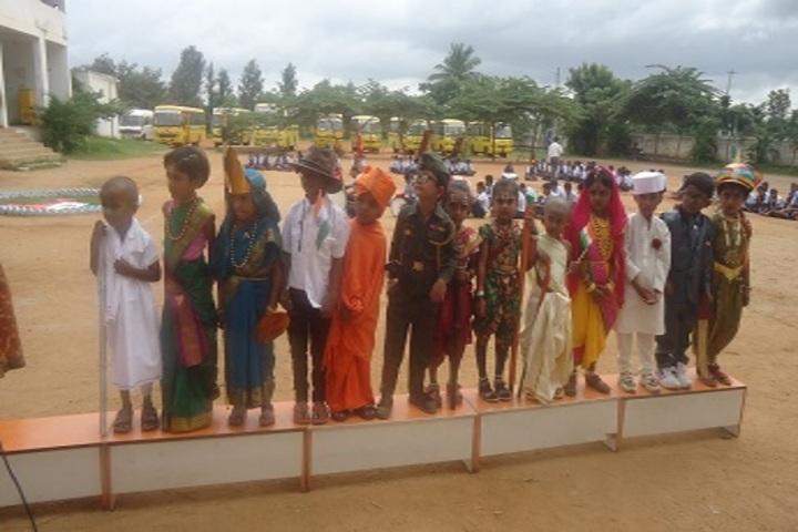 Bhoomi Public School-Fancy Dress
