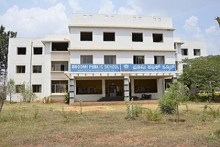 Bhoomi Public School-School Front View
