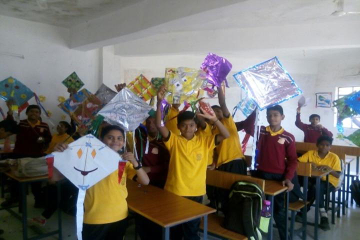 DAV Mukhyamantri Public School-Competition
