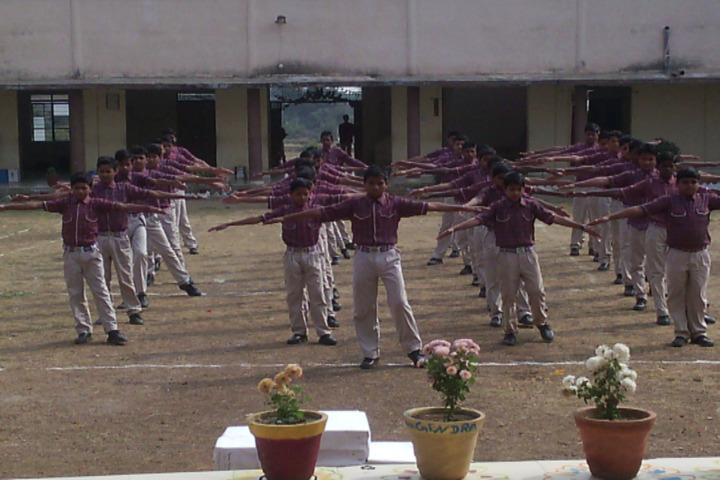 DAV Mukhyamantri Public School-Physical Education