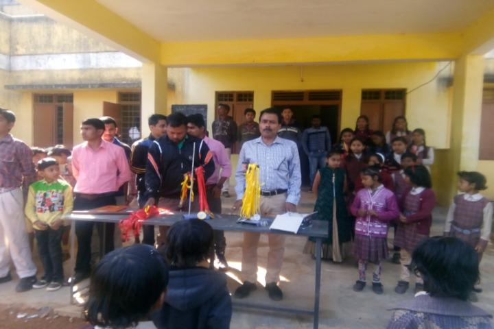 DAV Mukhyamantri Public School-Prize Distribution