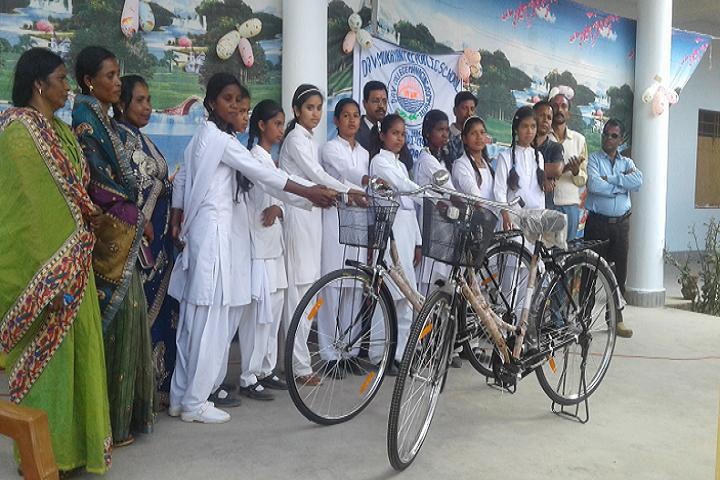 DAV Mukhyamantri Public School-Students