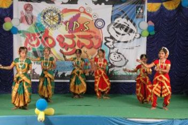Indian Public School-Dance