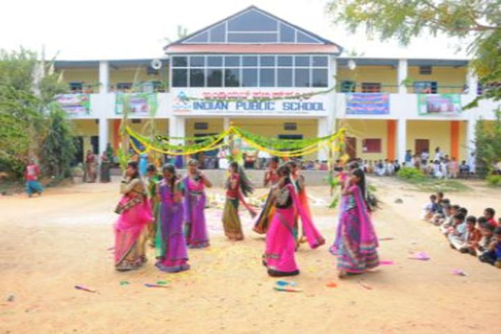 Indian Public School-Ethinic Celebrations