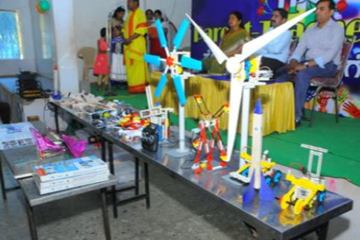 Indian Public School-Project Model