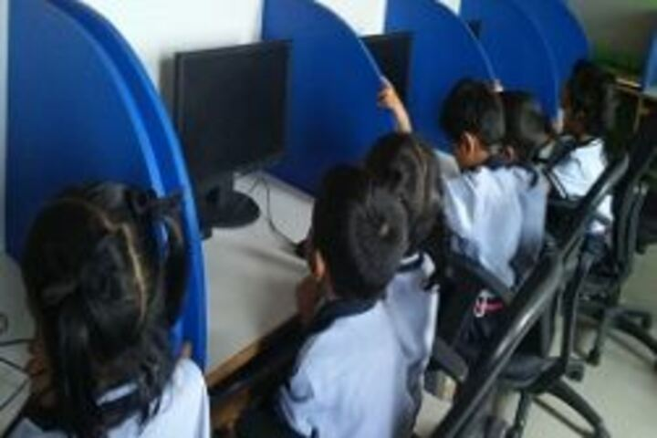 Arvind International School-Computer Lab