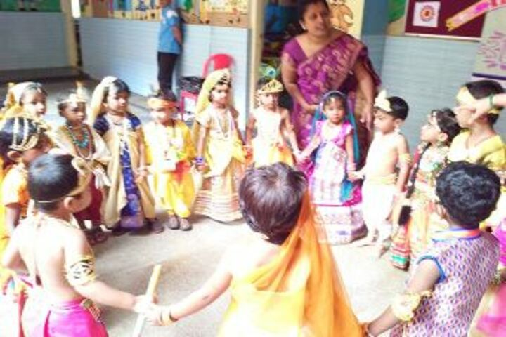 Arvind International School-Festival Celebrations