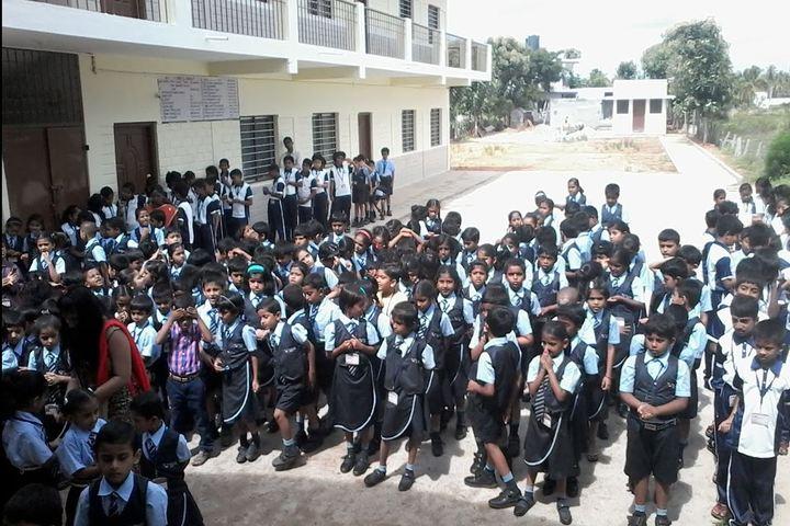 Sri Vivekananda International School-Assembly