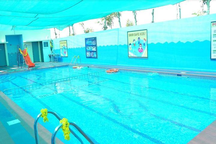 Sri Vivekananda International School-Swimming Pool