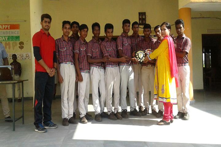 DAV Mukhyamantri Public School-Awards