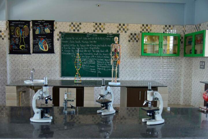 Twinkle United Public School-Biology Lab