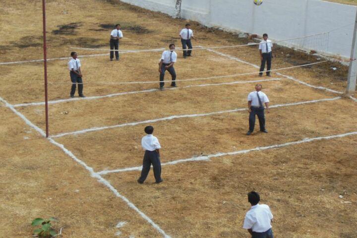 Twinkle United Public School-Sports
