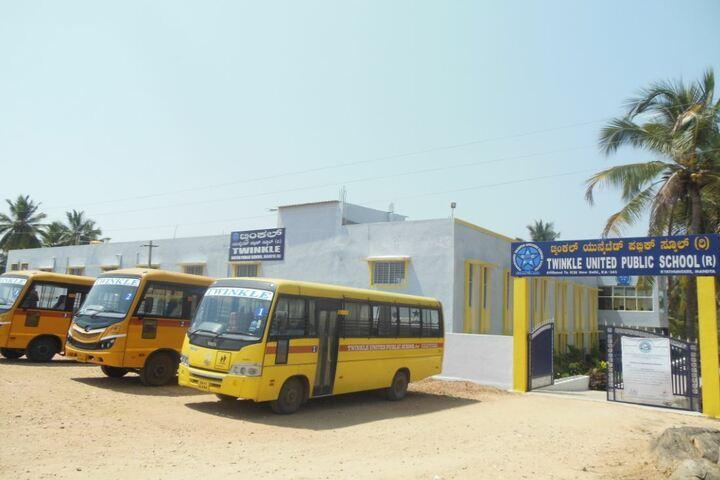 Twinkle United Public School-Transport Facility